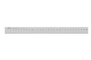 Měřítko zinek 1500 mm s přesahem KINEX, PN251110