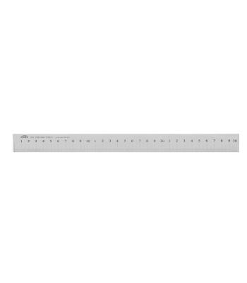 Měřítko KINEX chrom 3000 mm s přesahem, DIN866