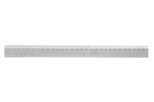 Měřítko s úkosem, NEREZ OCEL 300 mm, KINEX, DIN866/B