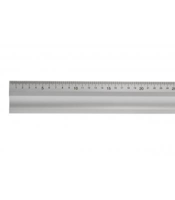 Měřítko hliníkové s úkosem 600mm