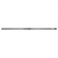 Měřítko ocelové ohebné KINEX 500mm, TOP QUALITY, ECI