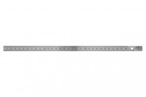 Měřítko ocelové ohebné KINEX 300mm, TOP QUALITY, ECI