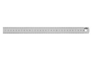 Měřítko ocelové tenké KINEX 2000mm