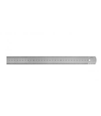 Měřítko ocelové tenké KINEX 1000mm, tř. př. 1, EC