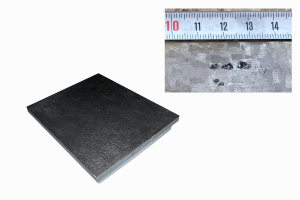 Příměrná deska litinová KINEX 800x600mm, DIN876 , II.jakost