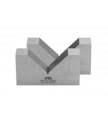 Kontrolní a rýsovací podložka s výřezem KINEX, pár, 1x90°, 200 mm, ČSN255531