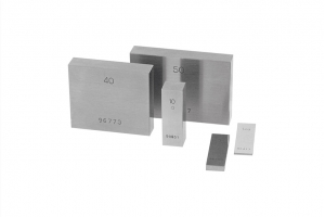 Základní (koncová) ocelová měrka KINEX 30mm, tř. př. 1, DIN861/0