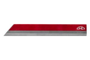 Pravítko nožové kalené KINEX 100mm, DIN874/00