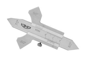 Měrka koutových svarů analogová KINEX