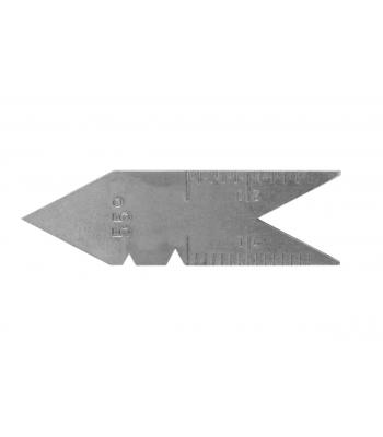 Šablona pro závity - Whitworth 55° KINEX