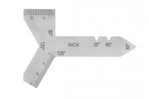 Šablona pro broušení vrtáku 55° a 60° KINEX