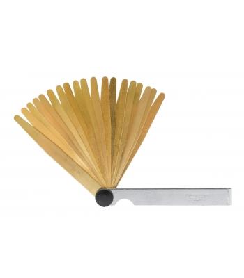 Měrka ventilová nemagnetická listová KINEX 0,05-1,00/100mm - sada