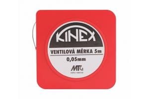 Spároměr v dóze KINEX 5m/0,005mm-13mm