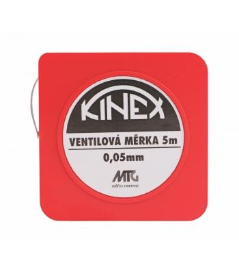 Spároměr v dóze KINEX 5m/0,55mm-13mm