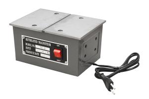 Stolní odmagnetovač KINEX 190x120x90mm/80W