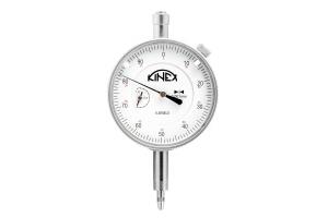 Úchylkoměr číselníkový KINEX 0-1mm/60mm/0,001mm, ISO46325, ČSN251811, ČSN251816