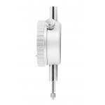 Úchylkoměr číselníkový KINEX 0-5 mm/40 mm/0,01 mm, ISO46325, ČSN251811, ČSN251816
