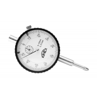Úchylkoměr číselníkový KINEX 0-10 mm/60 mm/0,01 mm - s uchycením, ČSN251820