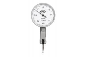 Úchylkoměr páčkový KINEX - horizontální (±0,8) 40/0,01mm, karbidový hrot