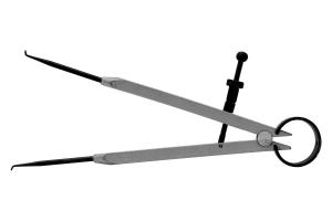 Hmatadlo vnitřní KINEX 10-130/150mm, ČSN251217