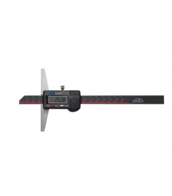 Hloubkoměr digitální bez nosu KINEX 150 mm, 0,01, DIN862