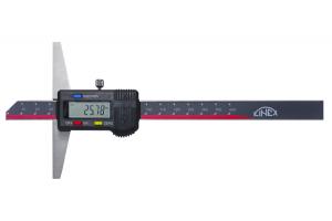 Hloubkoměr digitální bez nosu KINEX 500mm, 0,01, DIN862