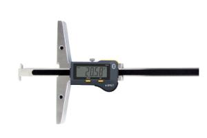 Digitální hloubkoměr S_Depth EVO BT TJ (dva doteky) 200/100mm (812.1601)