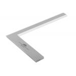 Úhelník nožový (vlasový) KINEX - přesný kalený 250x160 mm, DIN875