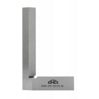 Úhelník nožový (vlasový) KINEX E 63x35 mm, ČSN255103