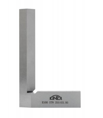Úhelník nožový (vlasový) KINEX E 250x160 mm, ČSN255103