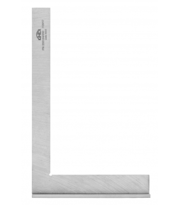 Úhelník zámečnický příložný KINEX 400x250 mm, PN255124