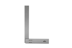 Úhelník příložný přesný dílenský KINEX 60x40mm, tř.př. 0, DIN875