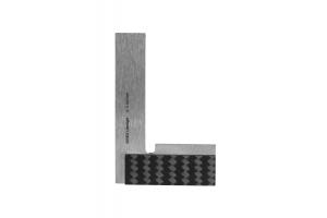Ultralehký úhelník přesný, příložný KINEX ICONIC Labo (carbon/titan) 60x40mm