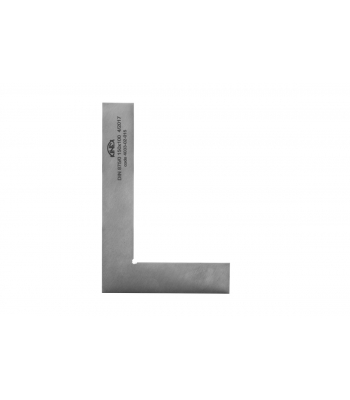Úhelník přesný plochý KINEX 250x160 mm, tř.př. 1,