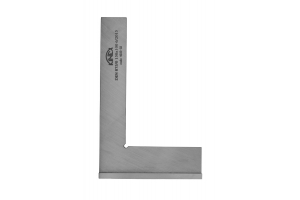 Úhelník přesný příložný KINEX, NEREZ OCEL, 75x50mm, tř.př.0, DIN875