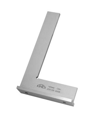 Úhelník přesný příložný KINEX 1000x500 mm, tř.př.2,