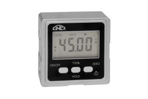 Digitální vodováha / sklonoměr KINEX 54x54x21mm