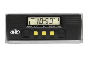 Digitální vodováha / sklonoměr KINEX 150x52x33 mm