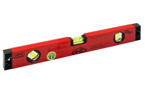 Vodováha zednická s magnetem KINEX 400 mm