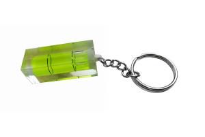 Podélná libela s řetízkem plastová KINEX 40x15x15mm