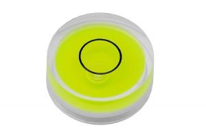 Kruhová libela KINEX pr.25 - plast