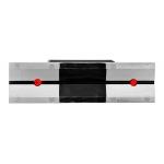 Vodováha strojní podélná KINEX 5727/250 mm s magnetem