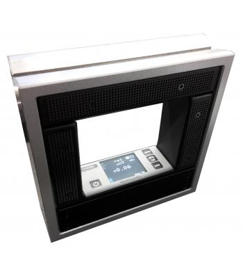 Vodováha strojní rámová s Bluetooth 150 mm, 0,02mm/m, DIN877, DIN2276-2
