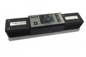 Vodováha strojní podélná s Bluetooth 200 mm, DIN877, DIN2276-2
