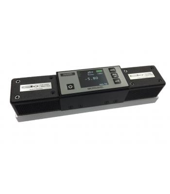 Vodováha strojní podélná s Bluetooth 200 mm, 0,02mm/m, DIN877, DIN2276-2