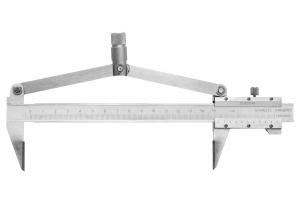 Posuvné měřítko rýsovací KINEX 150/40mm, hrot slinutý karbid