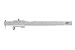 Posuvné měřítko rýsovací KINEX 200/40mm - včetně náhradního hrotu