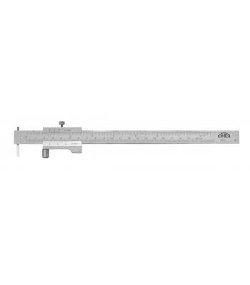 Posuvné měřítko rýsovací KINEX 200/40 mm - včetně náhradního hrotu