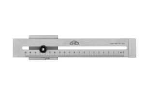 Přípravek na orýsování s mm stupnicí KINEX 150 mm, NEREZ