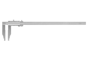 Posuvné měřítko s jemným stavěním KINEX 1500 mm, 150 mm, 0,02 mm, DIN862
